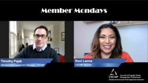 Member Mondays – Roni Lerma