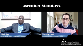 Member Mondays – Elijah Ray