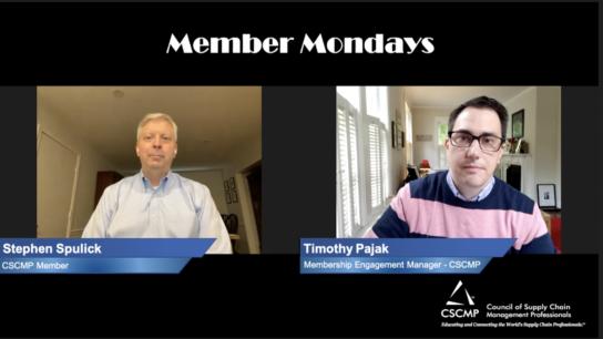 Member Mondays - Stephen Spulick