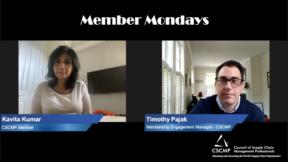 Member Mondays - Kavita Kumar