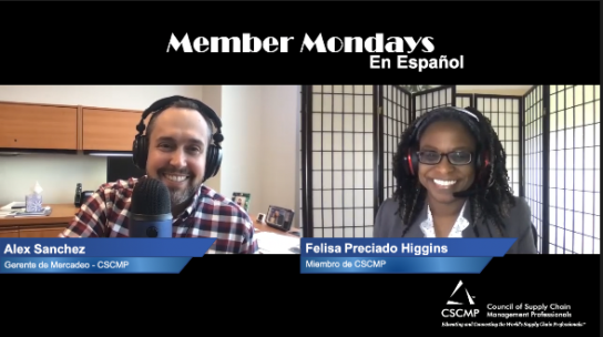 Member Mondays En Español - Felisa Preciado Higgins