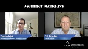 Member Mondays - Phil Ramsdale